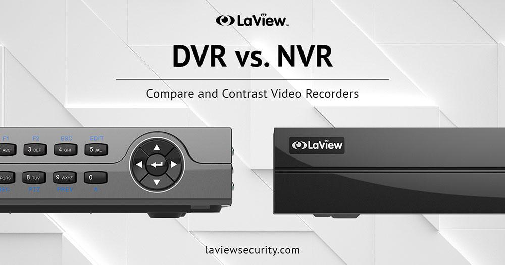 DVR vs NVR