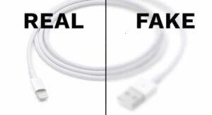 شناسایی کابل اصل و فیک